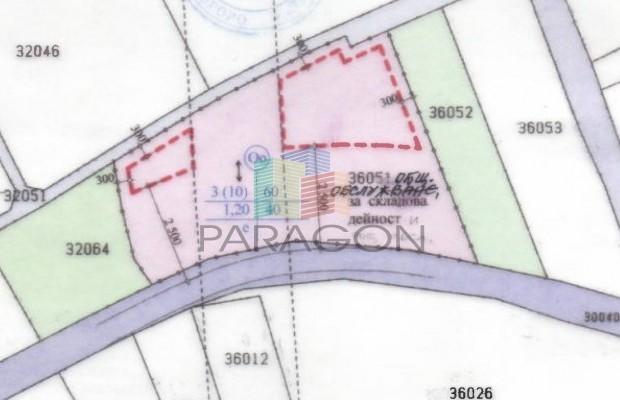 Снимка №1 Промишлени терени продава in Габрово област, Донино