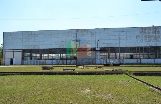 Снимка №1 Производствена сграда продава in Плевен, Пордим