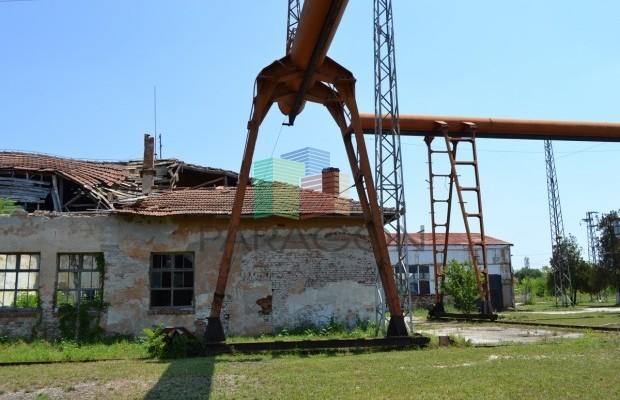 Снимка №11 Производствена сграда продава in Плевен, Пордим