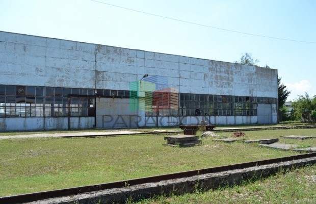 Снимка №13 Производствена сграда продава in Плевен, Пордим