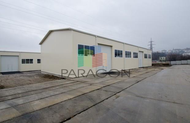 Снимка №1 Склад под наем in Габрово, Северна промишлена зона